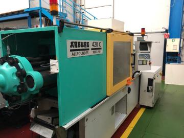 ARBURG 420C 1000-250