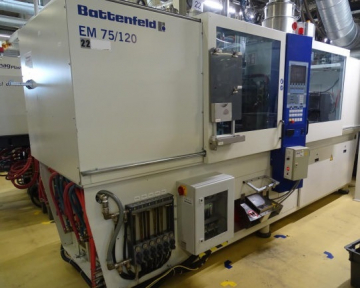 BATTENFELD EM 75-120 Unilog B4