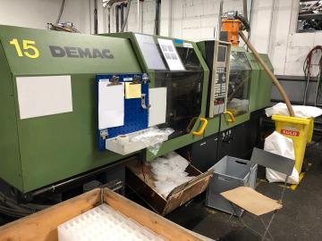 DEMAG Ergotech compact 1000-430 NC4