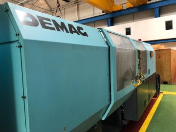 DEMAG Ergotech System 150-440 H -120 V 2K